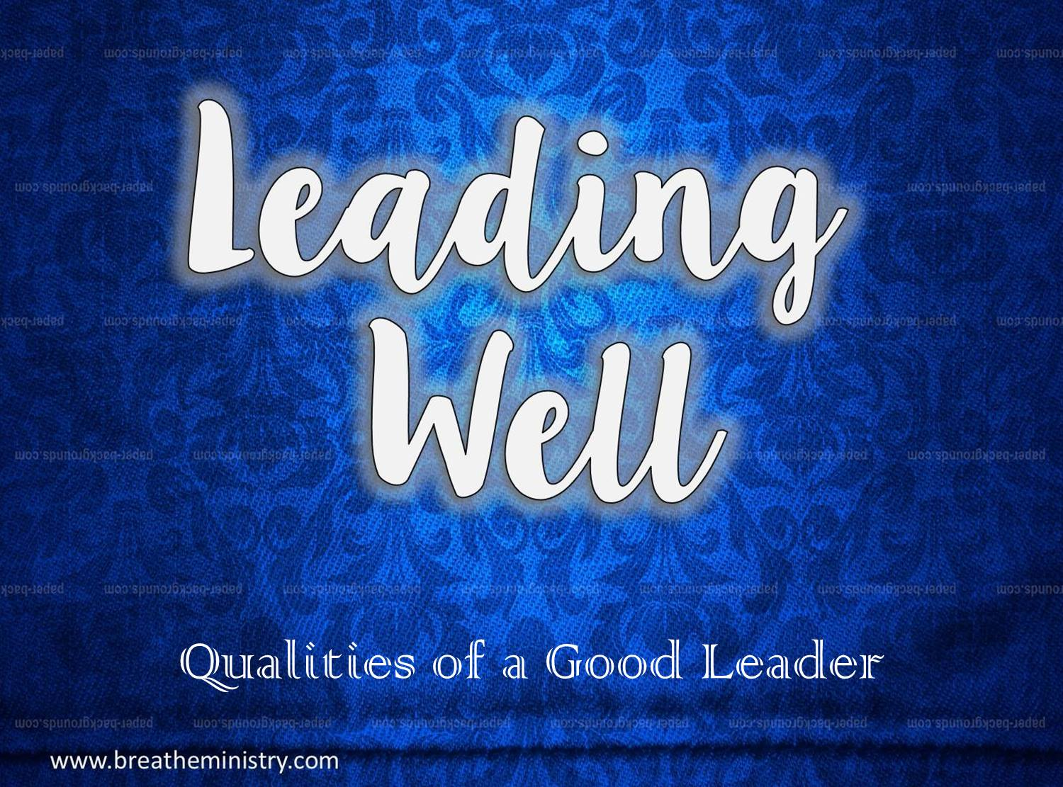 essay on qualities of a leader An undergraduate essay on leadership describing the qualities and characteristics of a good leader and models of leadership.