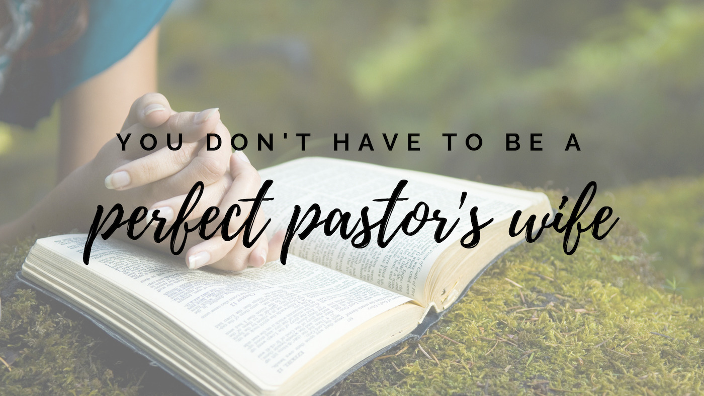 perfect pastor's wife