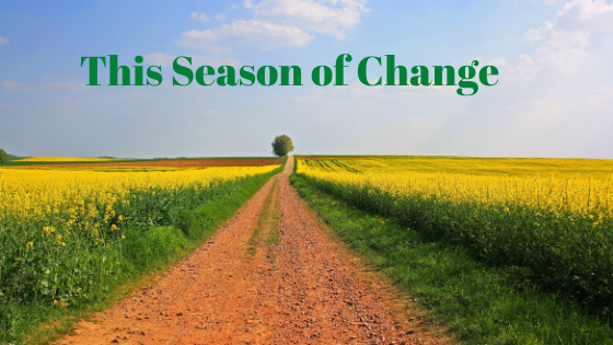 This Season of Change Breathe Ministry