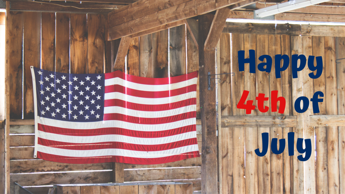 Happy 4th of July Breathe Ministry
