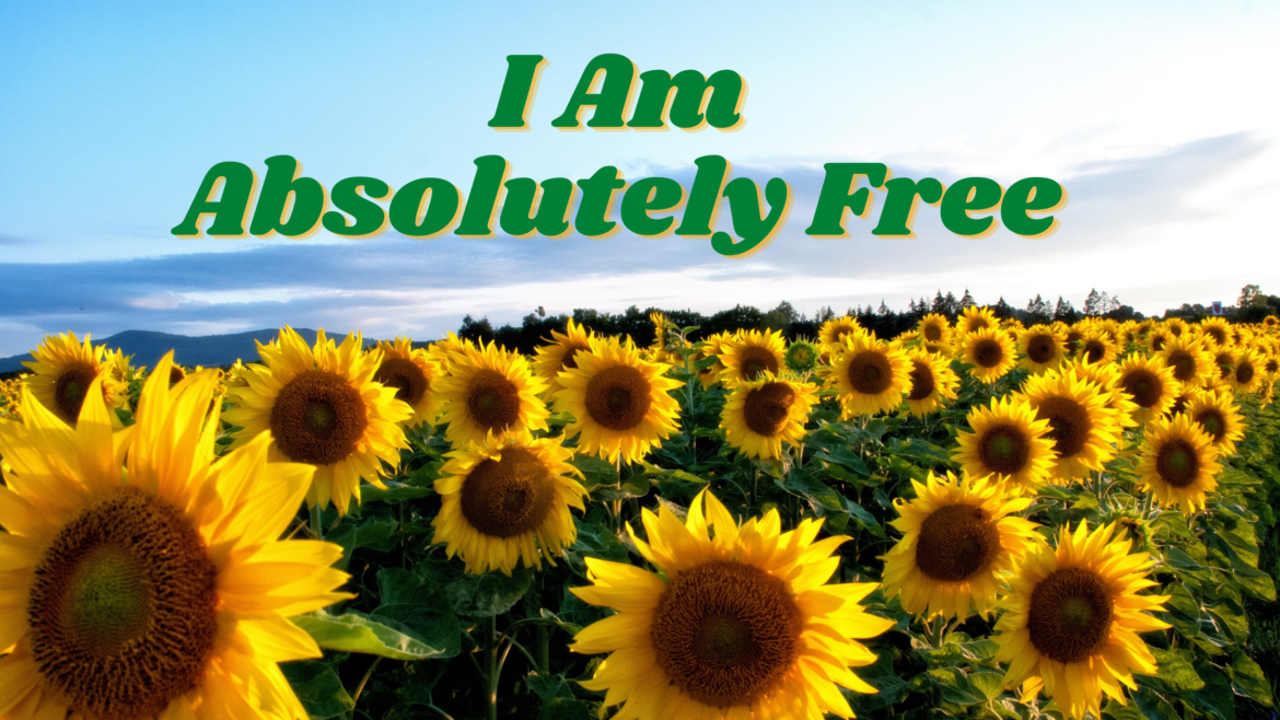 I am absolutely Free Breath Ministry
