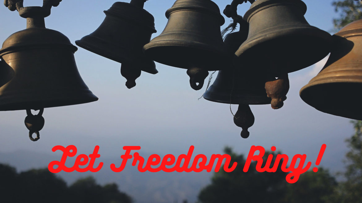 Let Freedom Ring Breathe Ministry