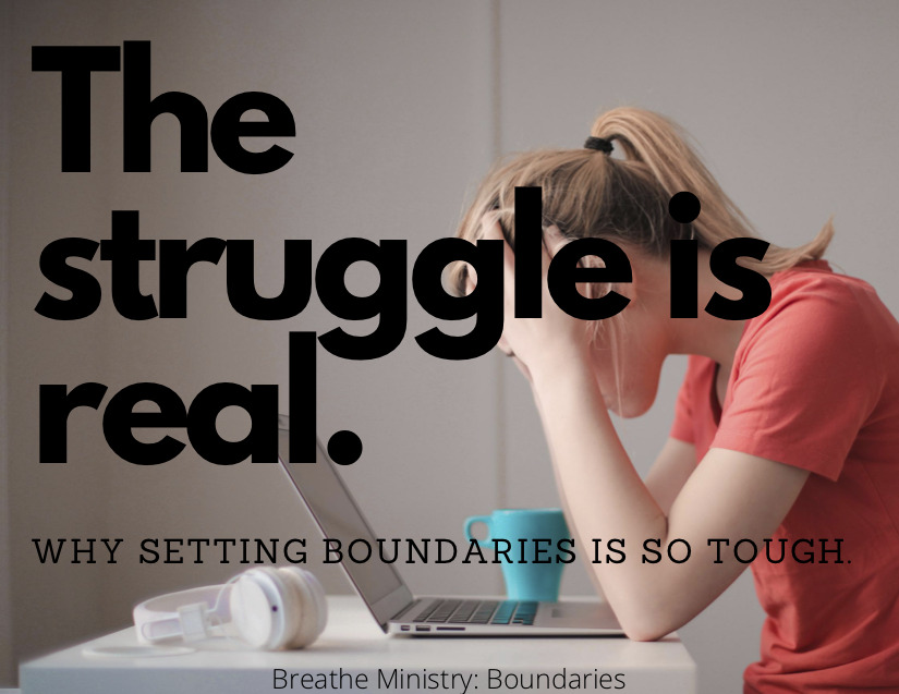 The Struggle is Real Breathe Ministry