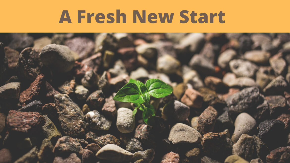 A Fresh New Start Breathe Ministry