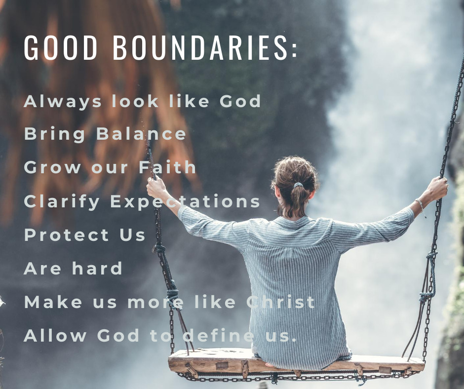 Good Boundaries Breathe Ministry