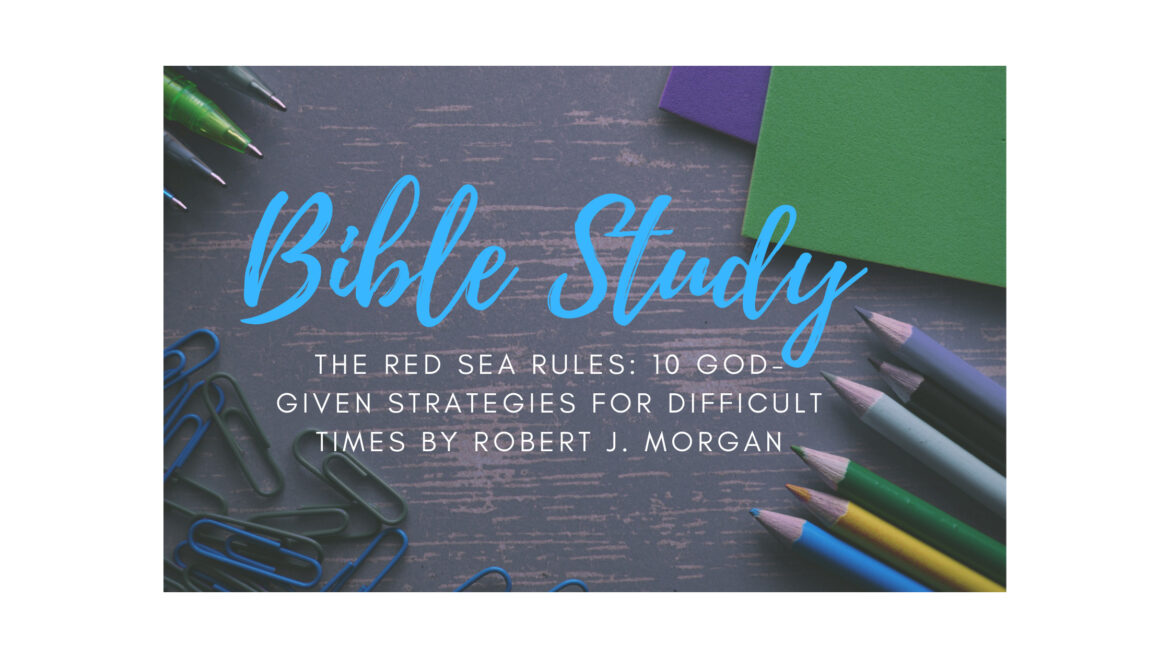 Bible Study Red Sea Rules Breathe Ministry
