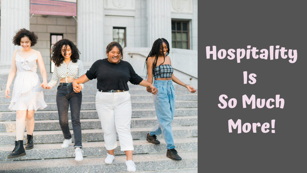 Hospitality is Much more Breathe Ministry