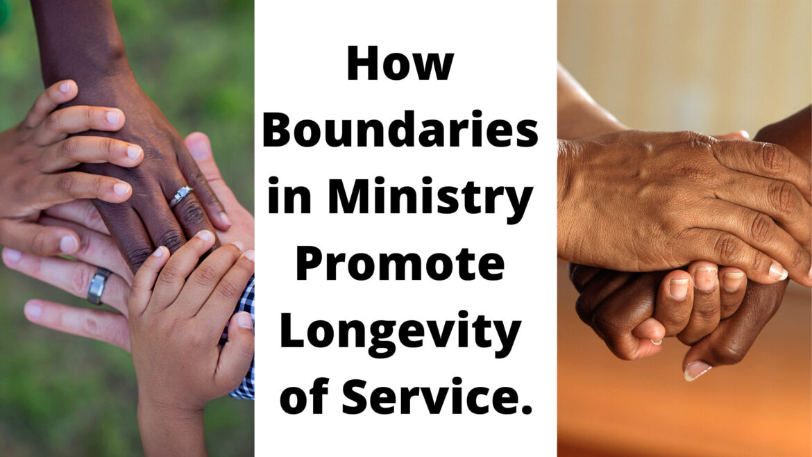 Boundaries in Ministry Breathe Ministry