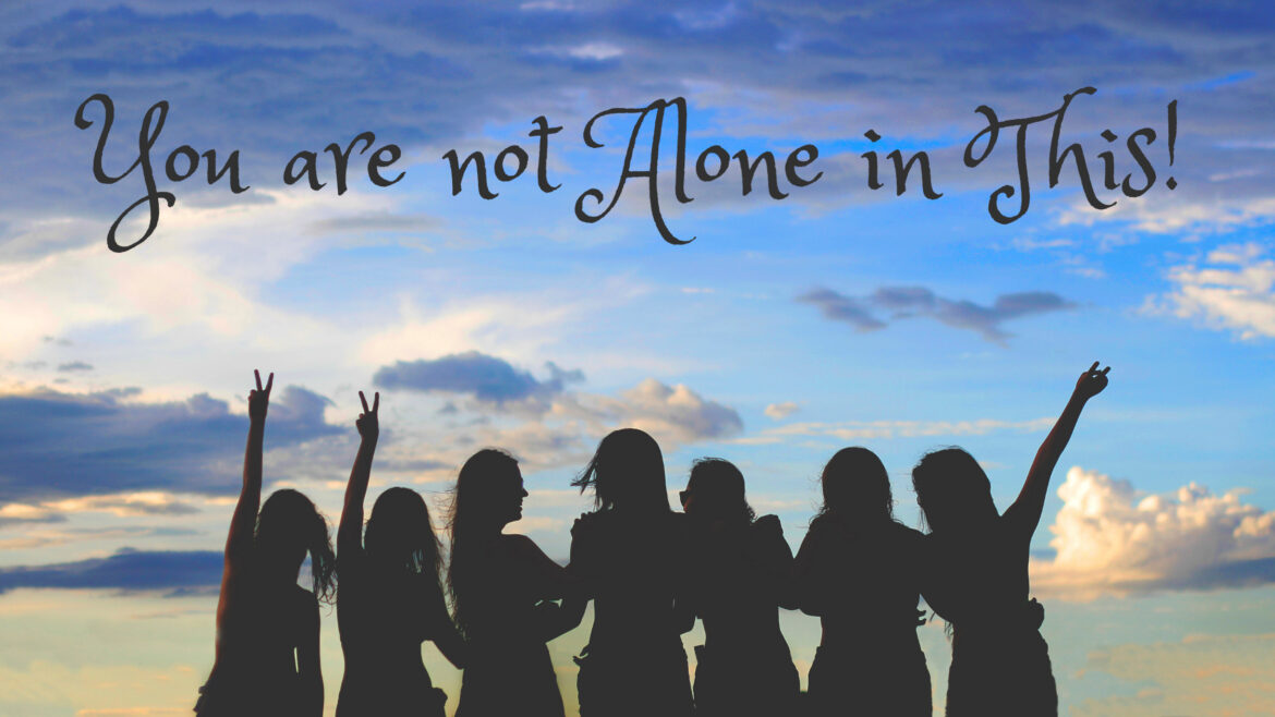 You are not Alone in This! Breathe Ministry