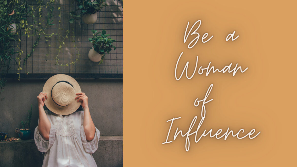 Be a Woman Influence Breathe Ministry